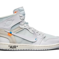 white jordan 1 off white - Google Search