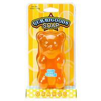 Scented Gummy Bear Soap - Orange