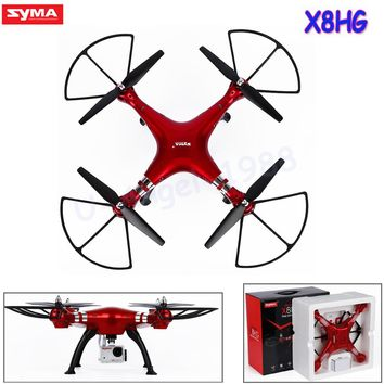 SYMA X8HG 2.4G 6-Axis Profissional Quadcopter Drone with Camera HD 720P/1080P RC Helicopter Vs Syma X8 X8G X8C