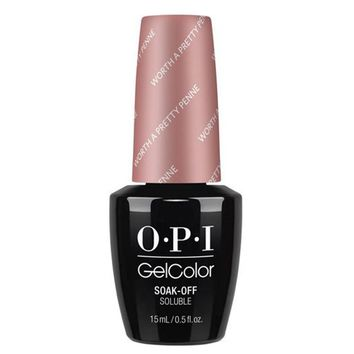 OPI Gel Color Worth a Pretty Penne V27