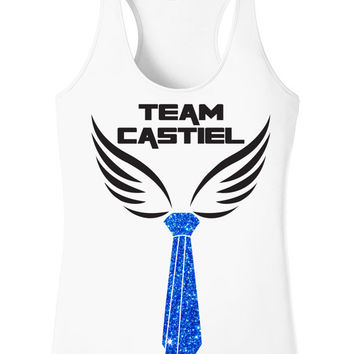 Team Castiel Supernatural Tank