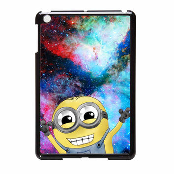 Despicable Me Minions Nebula Galaxy iPad Mini Case