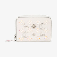 PANETTONE PEARLESCENT STUD WALLET