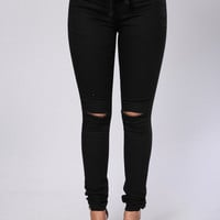 Cadet Pants - Black