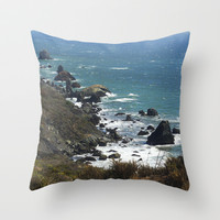 PCH Throw Pillow by Emily Chavez