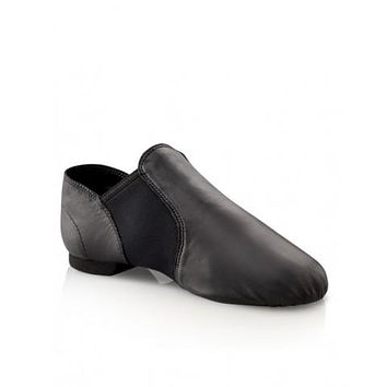 Capezio Adult E-Series Jazz Slip On Gore Boots