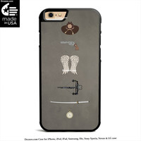 Daryl dixon walking dead iPhone 5s 5c 6s 6 Plus Case, iPod Case, iPad Case, Samsung Case, HTC Case, Sony Xperia Case, Nexus Case, LG cases