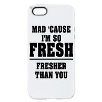 MAD CAUSE IM FRESH-BEYONCE #711 LYRICS -  iPhone 5/5s Candy Case
