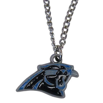 Carolina Panthers Chain Necklace FN170