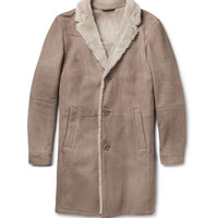 Loro Piana - Mid-Length Shearling Coat | MR PORTER