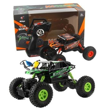 1:18 Radio Remote Control Scale 2.4G 4WD RC Off-road Car Crawler  Click Product to see Description