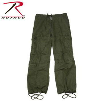 Rothco 3186 Women's Vintage Paratrooper Fatigue Pants