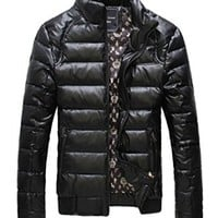 West Street Haku Men's Classic Winter Down Jacket