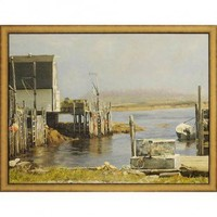 Windsor Vanguard New England Morn by Unknown - VC723224x30 - Decor
