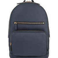 BURBERRY - Marden leather backpack | Selfridges.com