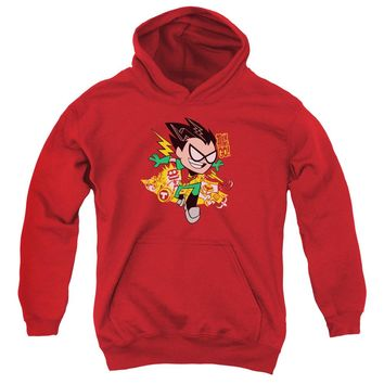 Teen Titans Go - Robin Youth Pull Over Hoodie