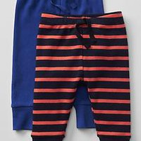 Banded pants (2-pack) | Gap