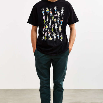 Bobs Burgers Jay Howell Tee - Urban Outfitters