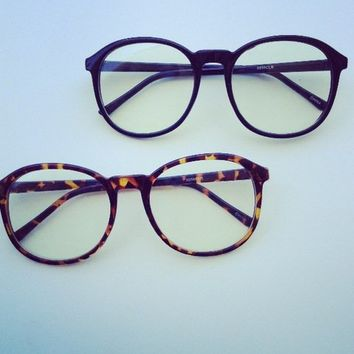 Geek Glasses from Belle La Vie Boutique