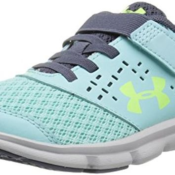 Under Armour Girls' Pre School Rave Adjustable Closure