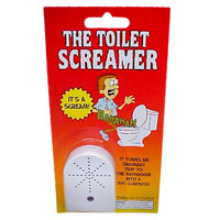 Stupid.com: Toilet Screamer