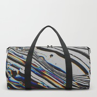You were my vagabond Duffle Bag by duckyb