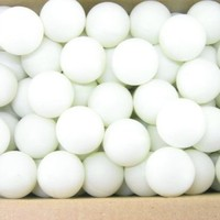 432 Washable Plastic Beer Pong Balls 3 Gross