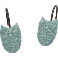 Better Homes and Gardens Owl Shower Hooks - Walmart.com