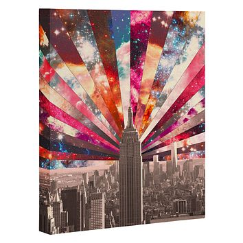 Bianca Green Superstar New York Art Canvas