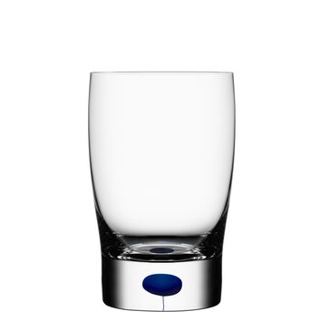 Intermezzo Blue Tumbler/Juice Glass- Small
