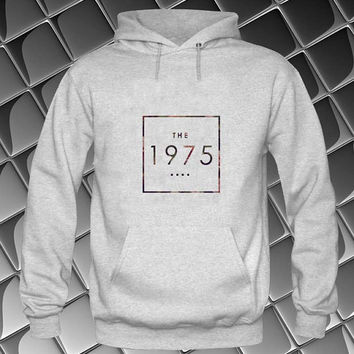 the 1975 Hoodies Hoodie Sweatshirt Sweater white and beauty variant color Unisex size