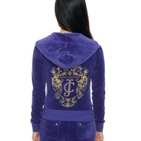 Jc Cherubs Orig Jacket by Juicy Couture