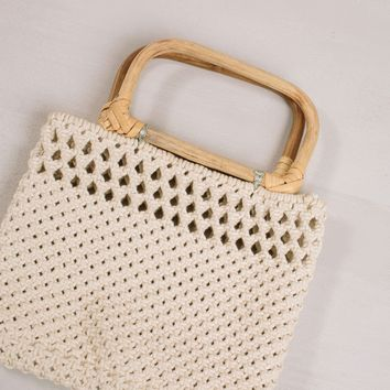 Brandy Mini Crochet Bag