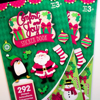 Comfort & Joy Darice Sticker Book - SB48