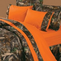 Oak Camo Sheet Set
