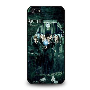 harry potter all friends iphone 5 5s se case cover  number 2