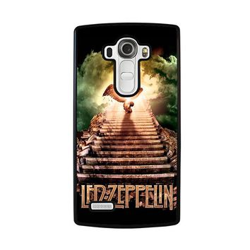 LED ZEPPELIN STAIRWAY TO HEAVEN LG G4 Case Cover
