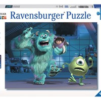 Disney Pixar - Sully, Mike and Boo - 100 XXL Piece Jigsaw Puzzle