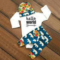 Children Baby Kids Cute Mom's baby Funny One-piece Clothing [9496575492]