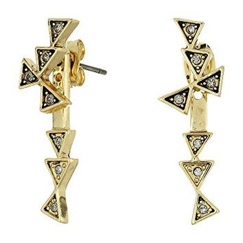 House of Harlow 1960 Astrea Ear Jacket Earrings