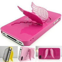Angel's Wings iPhone 4/4S Case