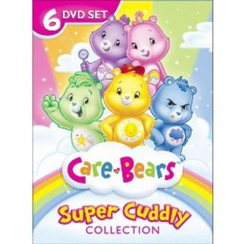 Care Bears: Super Cuddly Collection (6 Discs) (Widescreen)