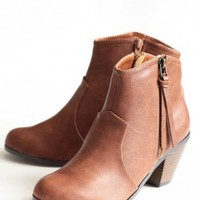 western belle booties at ShopRuche.com