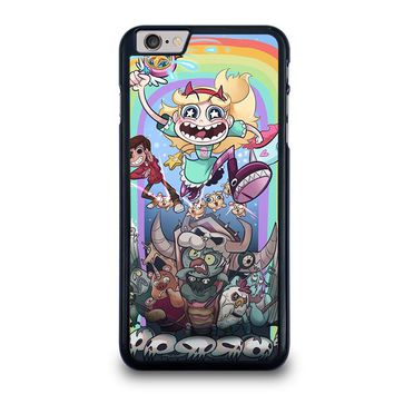 DISNEY STAR VS THE FORCE OF EVIL iPhone 6 / 6S Plus Case Cover
