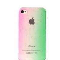 i-UniK Gradient Dew Slim Barely There iPhone 4S & 4 Protection Case - Mountain Dew