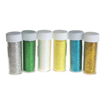 Mini Bottle Glitter Arts & Crafts, 23-Grams