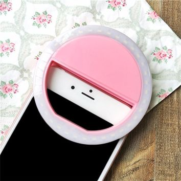 Cell phone Selfie Camera Ring Light