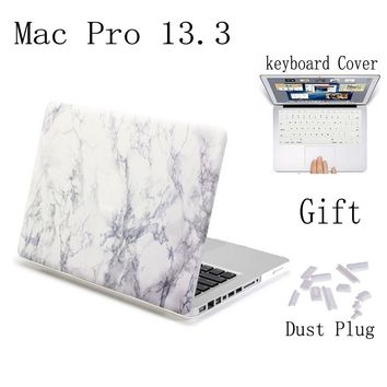 Full Protective Coque For Macbook Pro 13.3 Case Marble Stone PC Sleeve Cover For Macbook Pro 13.3 inch Laptop Computer Bag