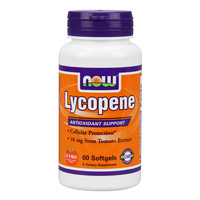 NOW Lycopene 10 mg, 60 Softgels