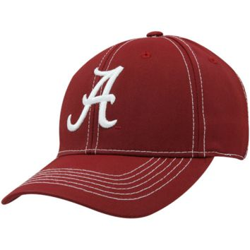 Top of the World Alabama Crimson Tide Endurance Tactile One-Fit Hat - Crimson